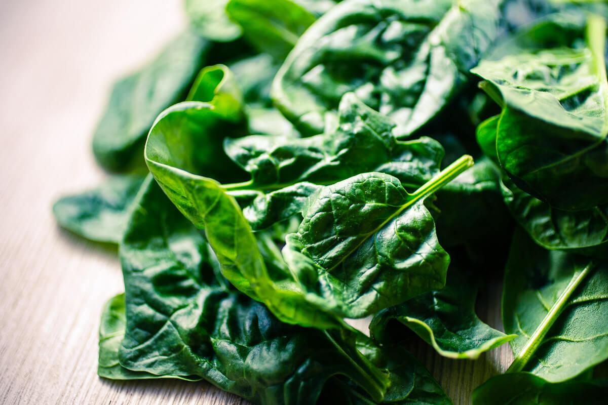 Fresh Spinach Day