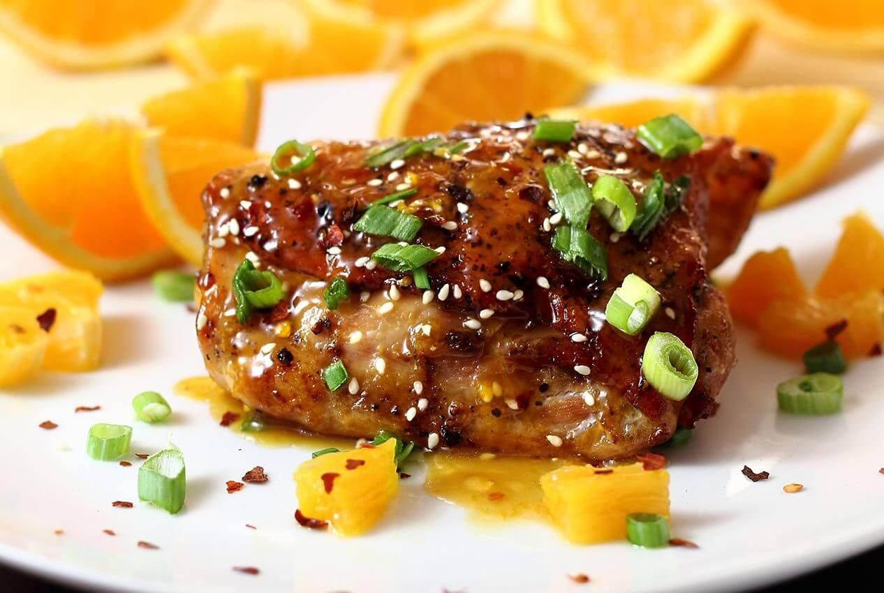 National Orange Chicken Day
