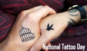 National Tattoo Day