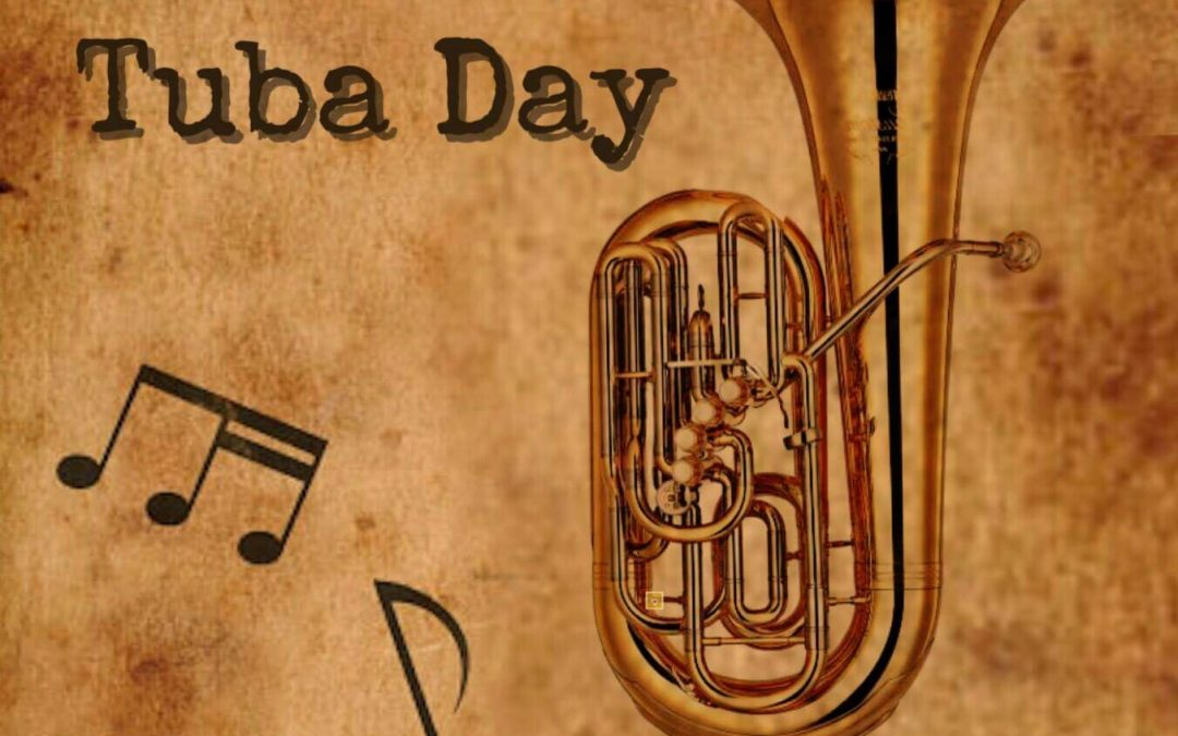 International Tuba Day – May 7, 2021