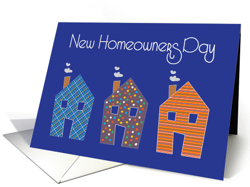 National New Homeowners Day – May 1, 2021