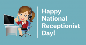 National Receptionists Day