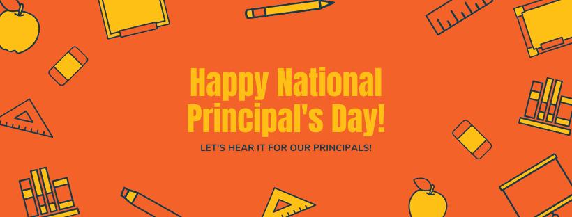 National School Principals Day – May 1, 2021