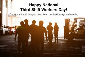 National Third Shift Workers Day