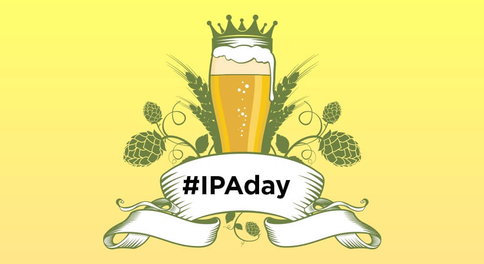 National IPA Day – August 1, 2019