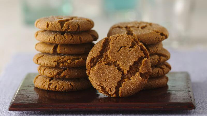 National Gingersnap Day – July 1, 2020