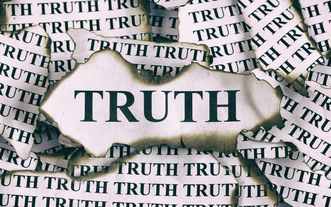 Tell The Truth Day – July 7, 2021