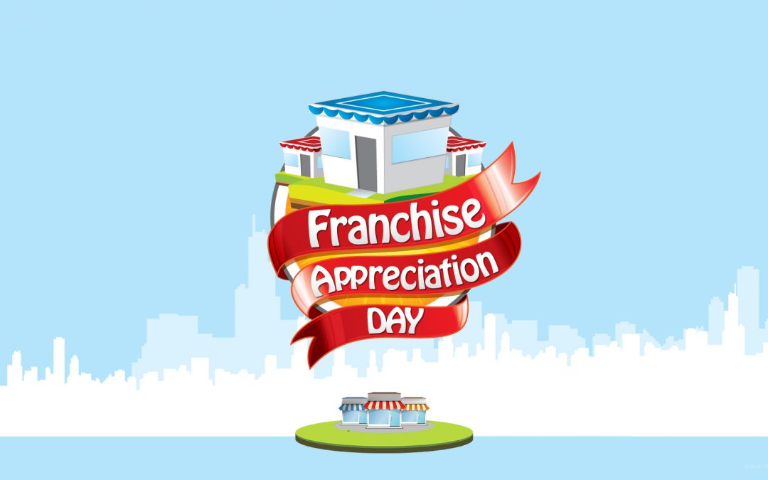 National Franchise Appreciation Day – August 25, 2018