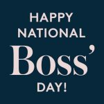 National Boss's Day