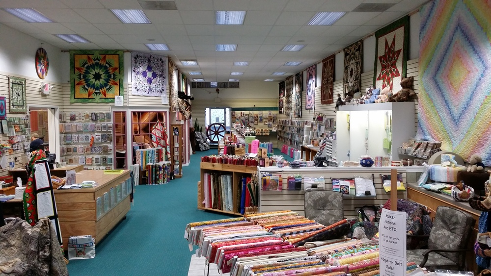 Visit Your Local Quilt Shop Day – January 25, 2020