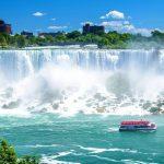 Niagara Falls Runs Dry Day