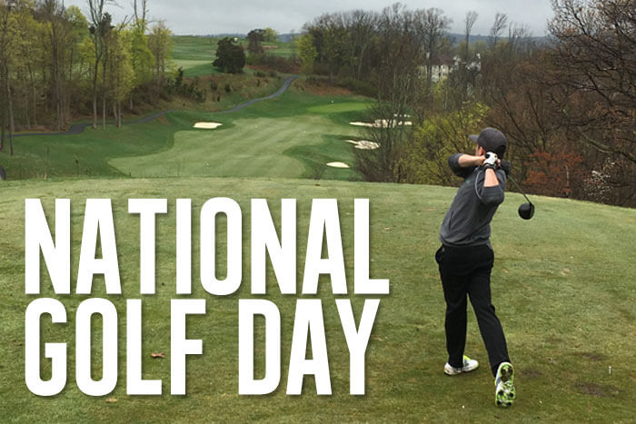 National Golfers Day – April 10, 2021