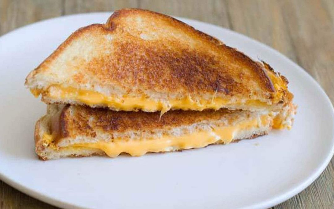 National Grilled Cheese Sandwich Day – April 12, 2021