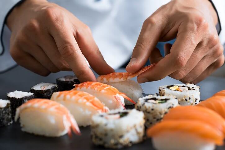 International Sushi Day – June 18, 2020