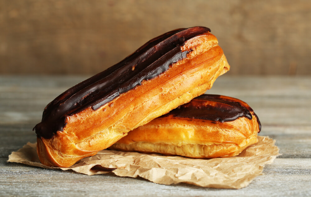 National Chocolate Eclair Day