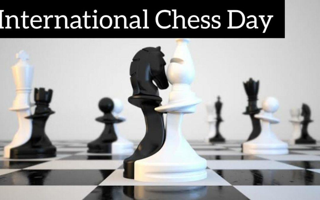 International Chess Day – July 20, 2021