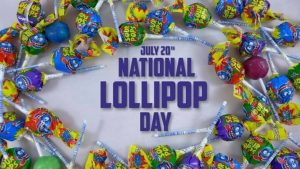 National Lollipop Day