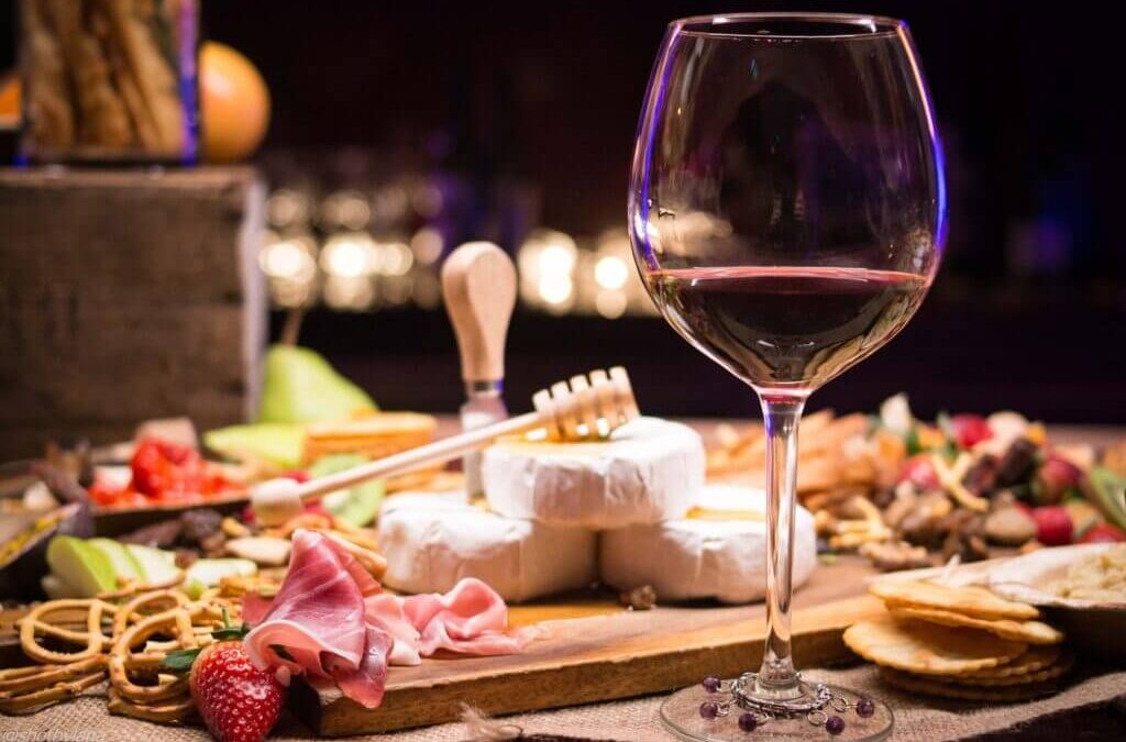 National Wine and Cheese Day- July 25, 2021