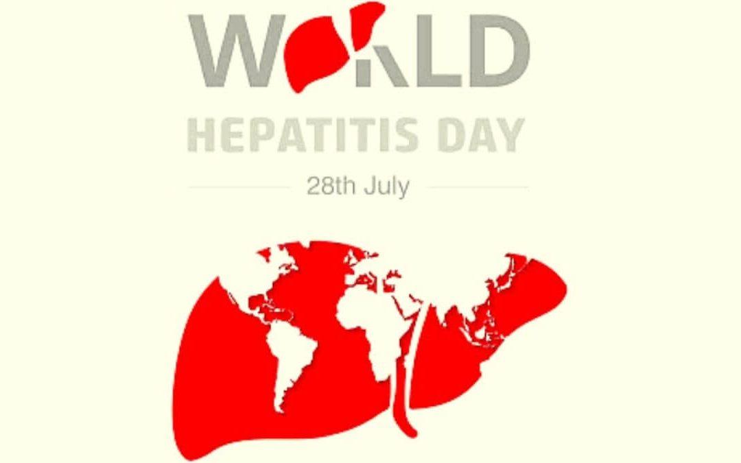 World Hepatitis Day – July 28, 2020