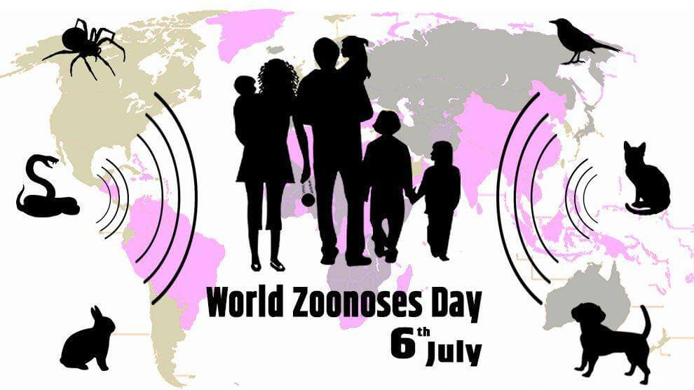 World Zoonoses Day – July 6, 2020