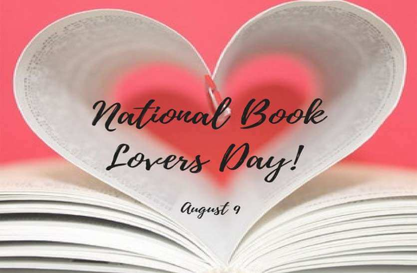 Book Lovers Day – August 9, 2021