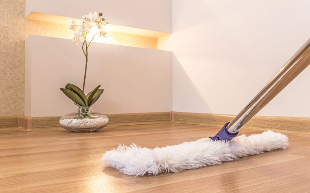 Clean your Floors Day – August 3, 2020
