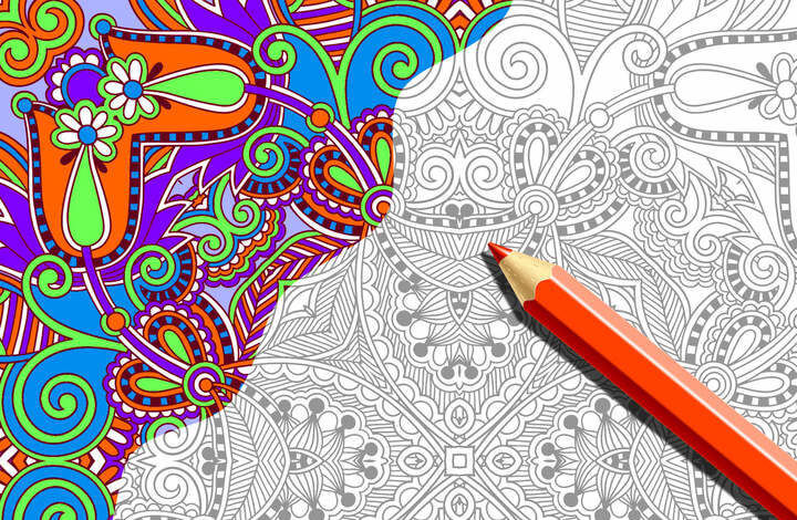 Coloring Book Day – August 2, 2020
