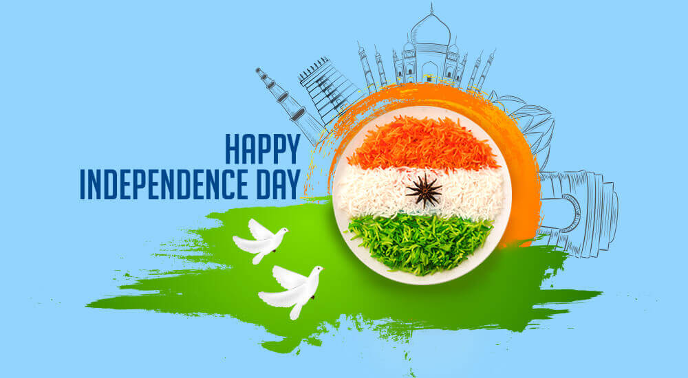 Happy Independence Day – August 15, 2021