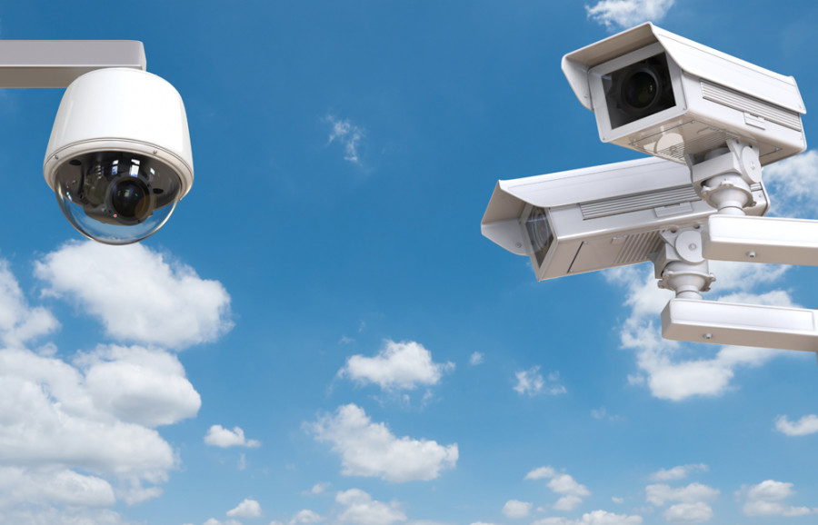 International Wave at the Surveillance Cameras Day – August 16, 2021