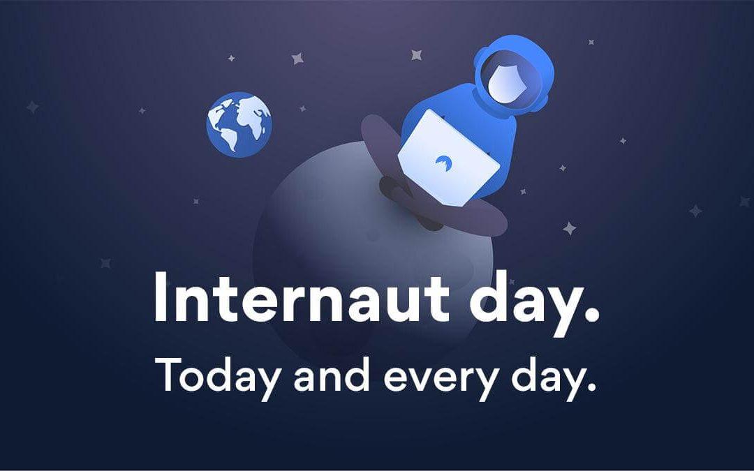 Happy Internaut Day – August 24, 2021