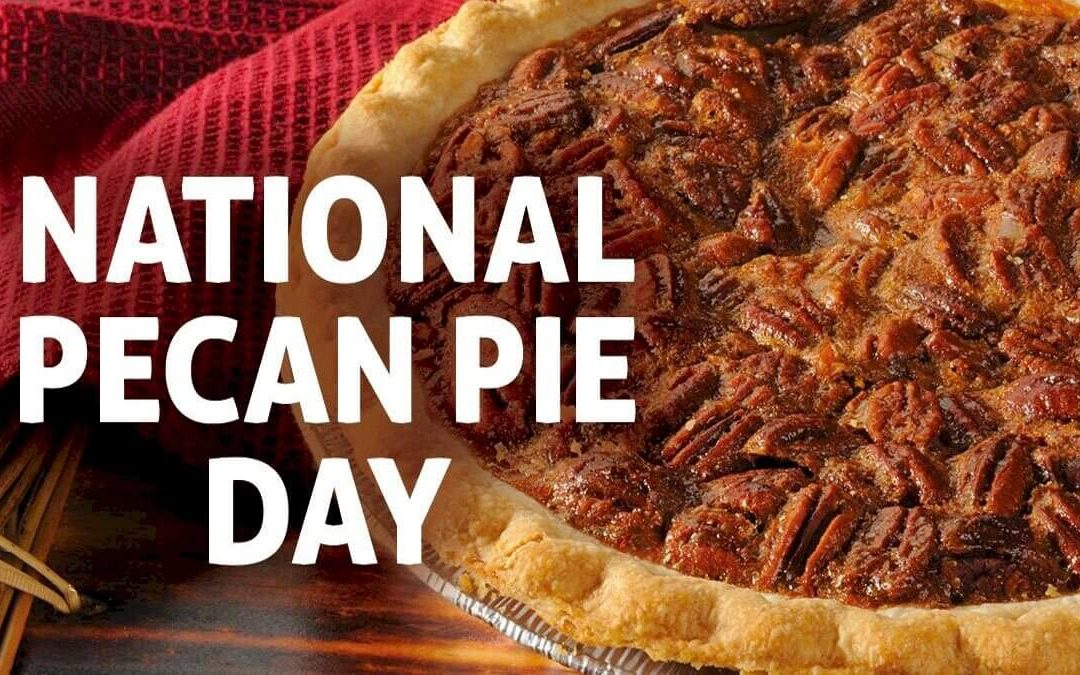 National Chocolate Pecan Pie Day