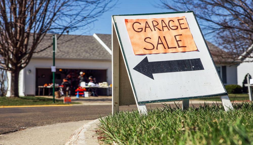 National Garage Sale Day