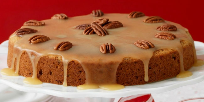 National Pecan Torte Day – August 22, 2021