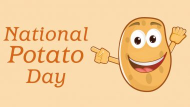 National Potato Day – August 19, 2021