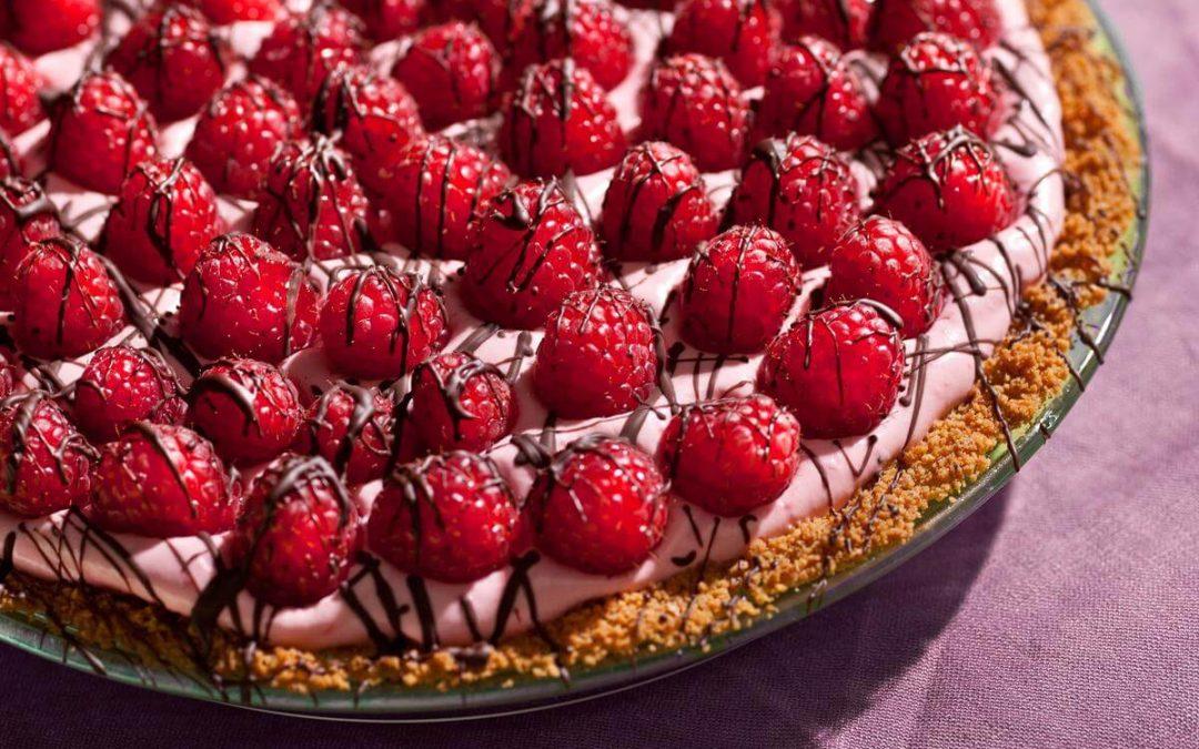 National Raspberry Cream Pie Day