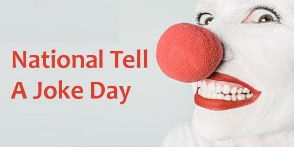 Tell a Joke Day