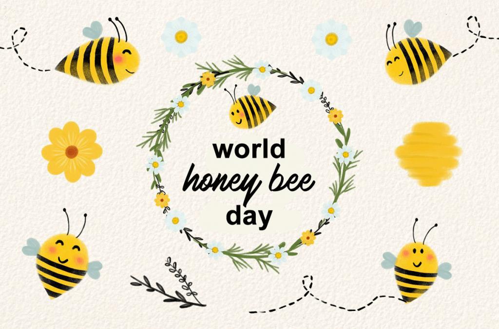 World Honey Bee Day – August 21, 2021