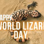 World Lizard Day