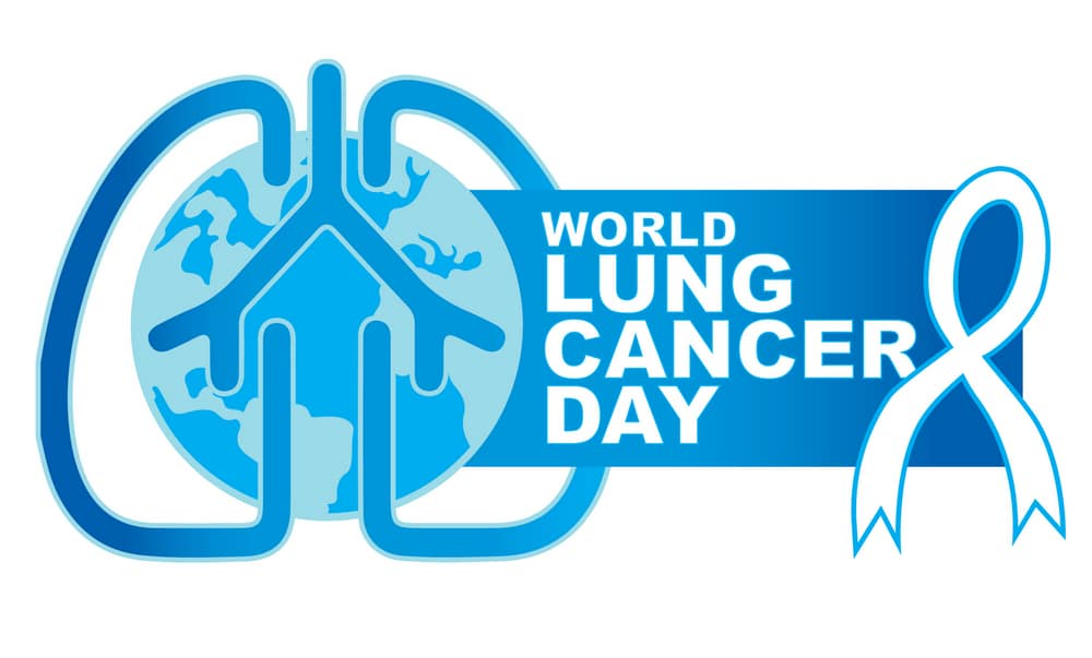 World Lung Cancer Day - August 1, 2020 | Happy Days 365