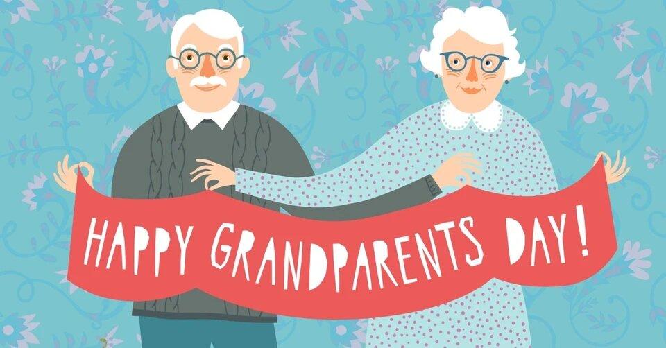 National Grandparent's Day – September 5, 2021