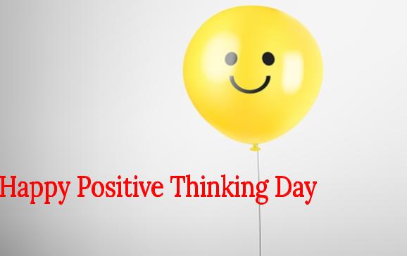 Positive Thinking Day – September 13, 2021