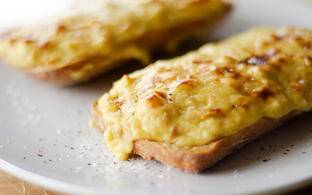 Welsh Rarebit Day – September 3, 2020
