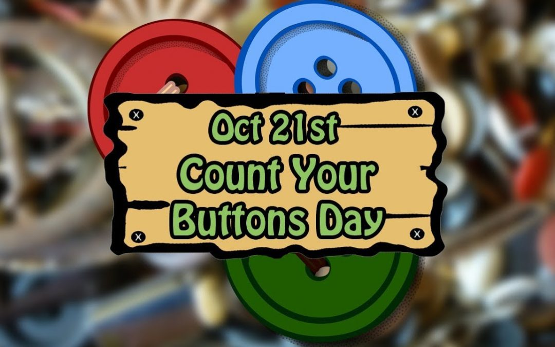 Count Your Buttons Day