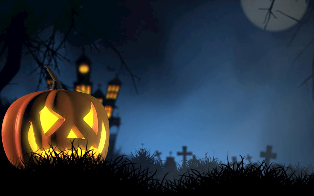 Happy Halloween – October 31, 2020