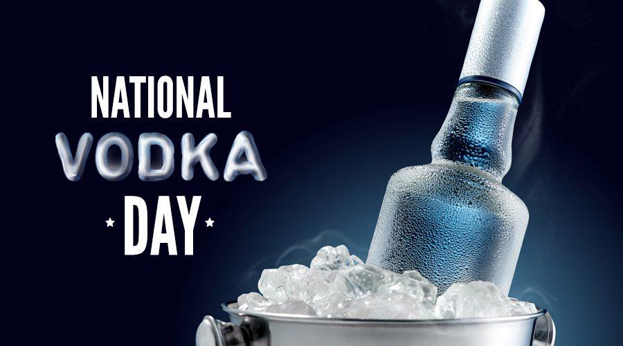 National Vodka Day – October 4, 2021
