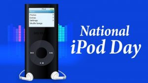 National iPod Day