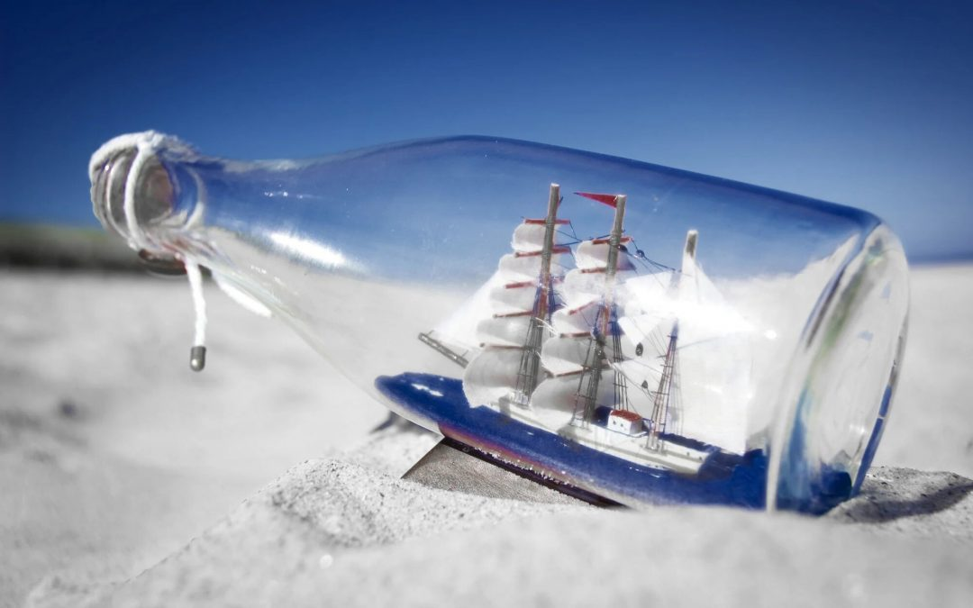 Ship in a Bottle Day – October 4, 2021