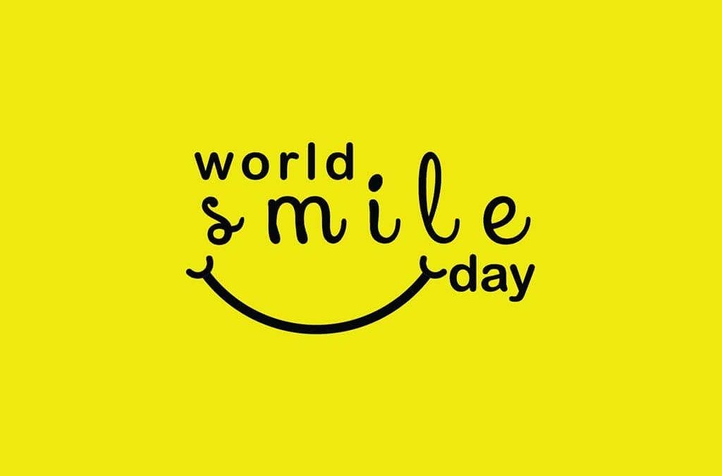 World Smile Day – October 1, 2021