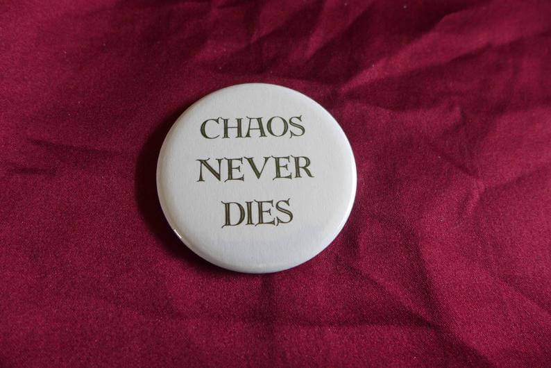 National Chaos Never Dies Day