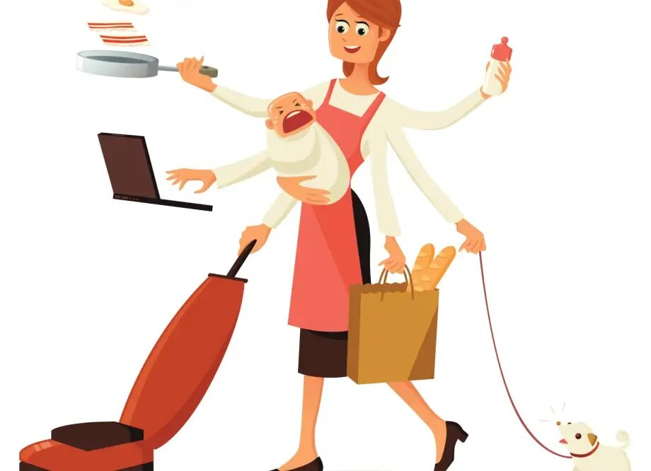 National Housewife's Day – November 3, 2020